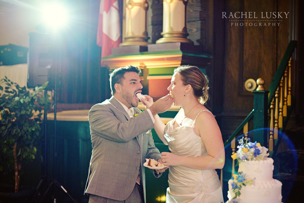 Erie Maennerchor Club Wedding // Erie PA Wedding Photography