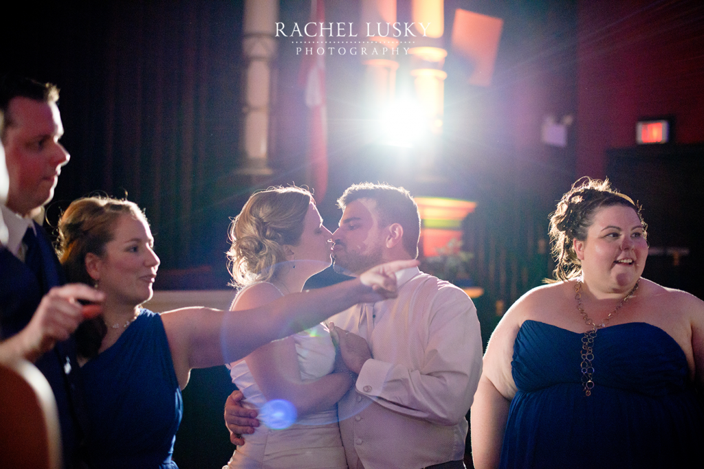 Erie Maennerchor Club Wedding