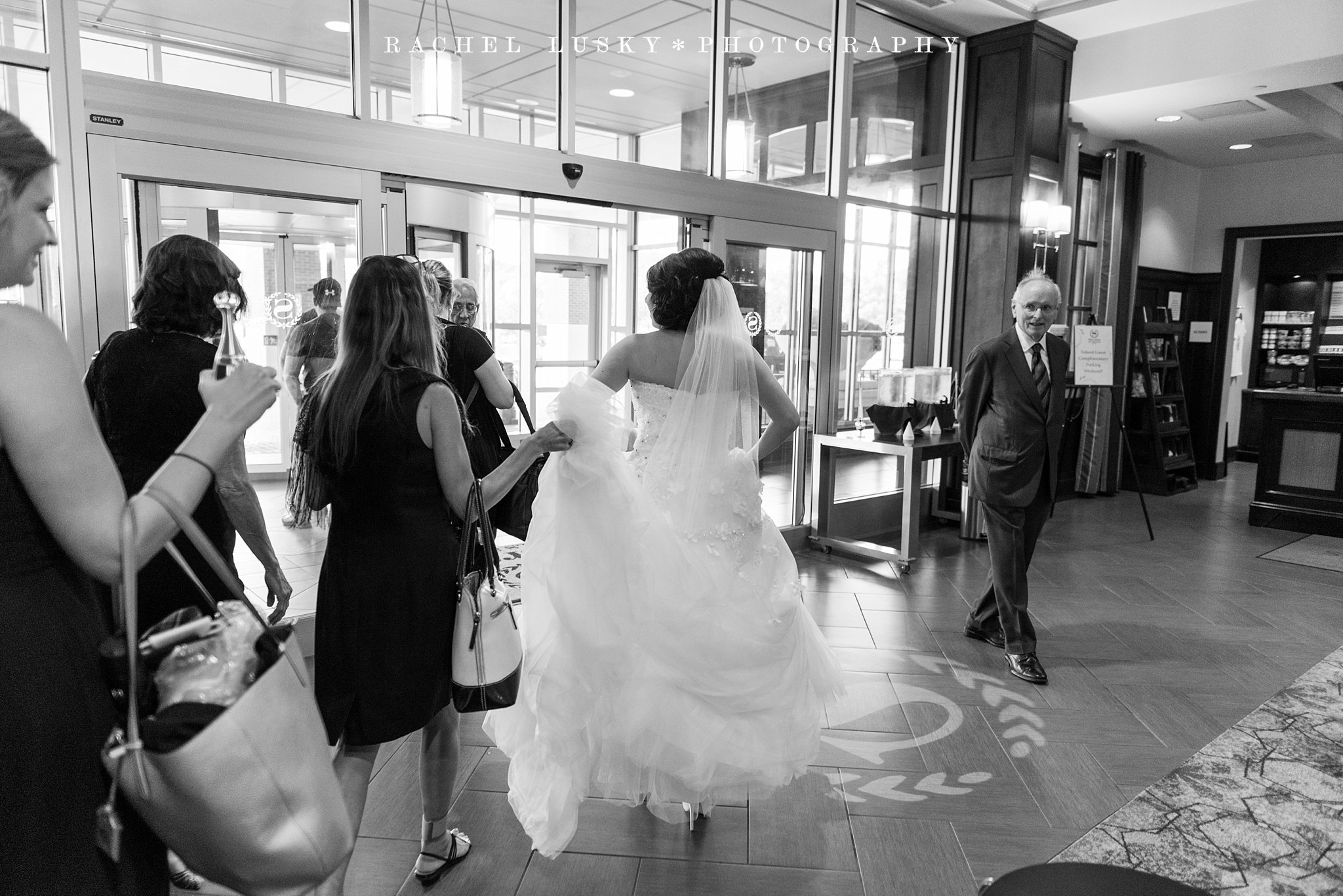 Sheraton Bayfront Wedding Photography