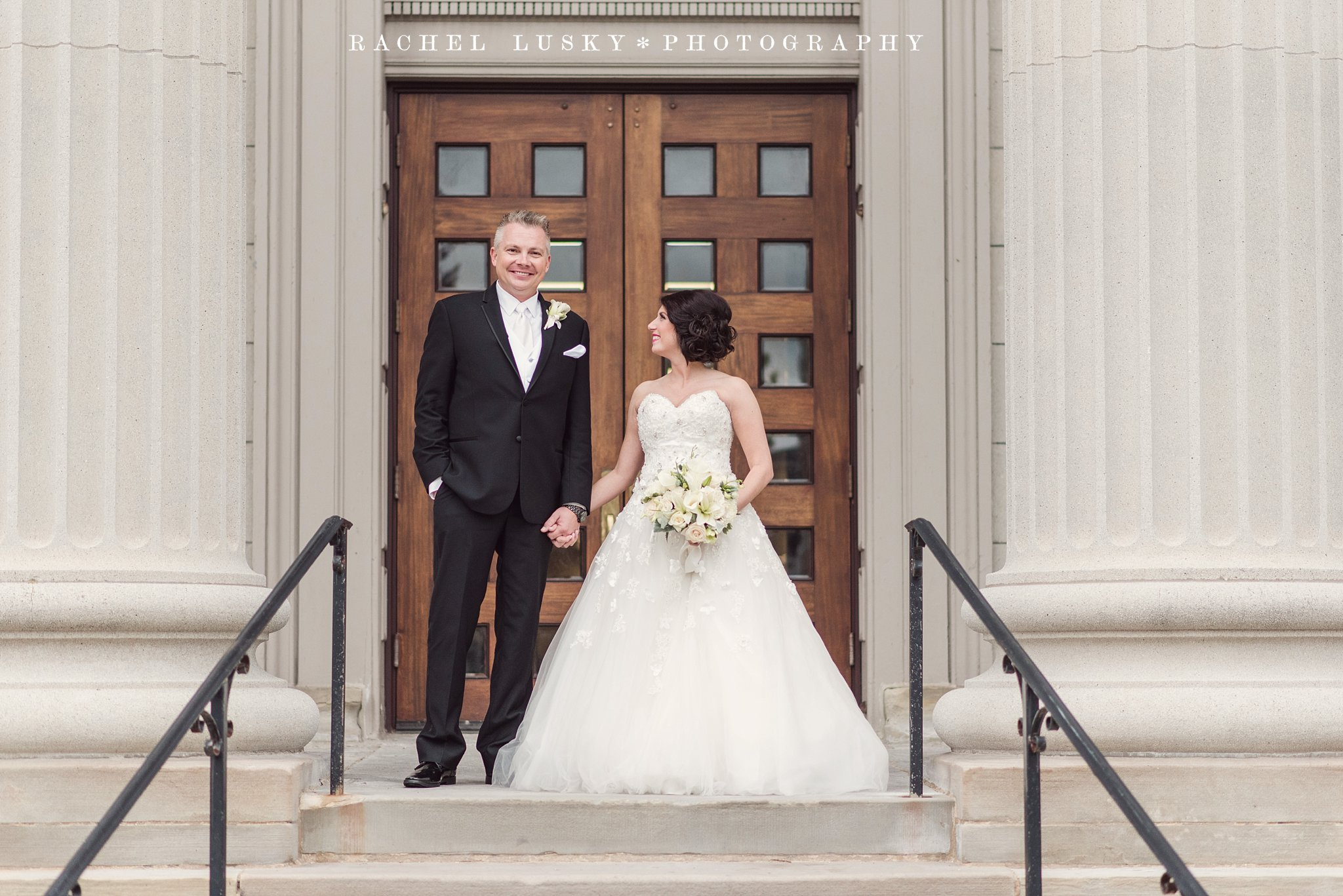 Erie County Courthouse Wedding Pictures