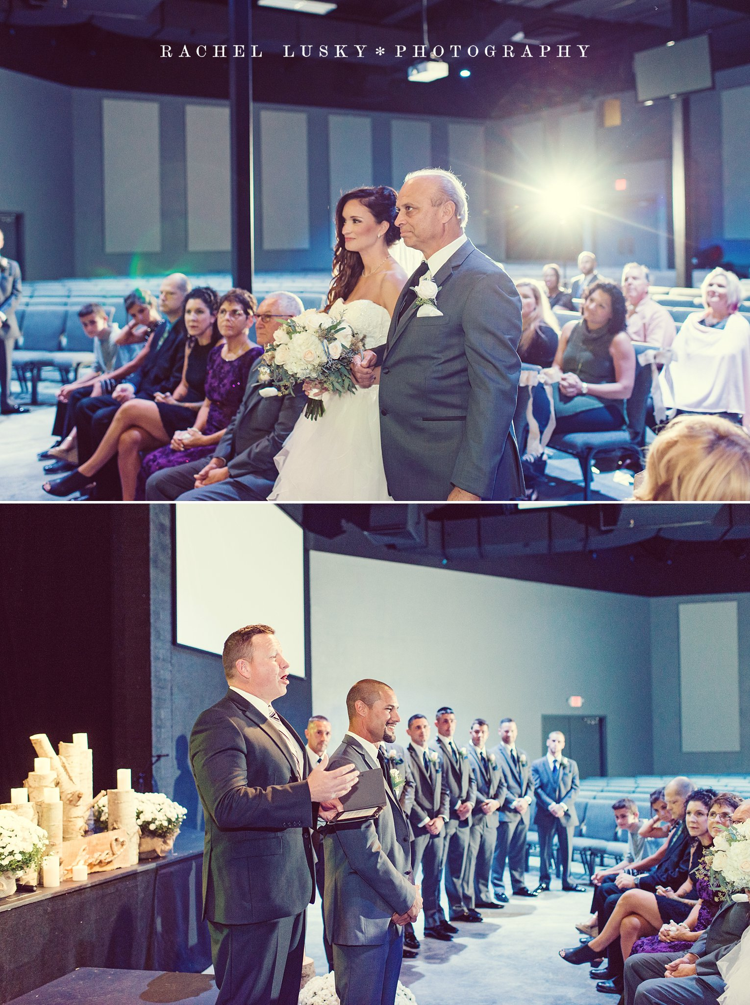 ERie PA Wedding Photographer, Elevate Church Weddings